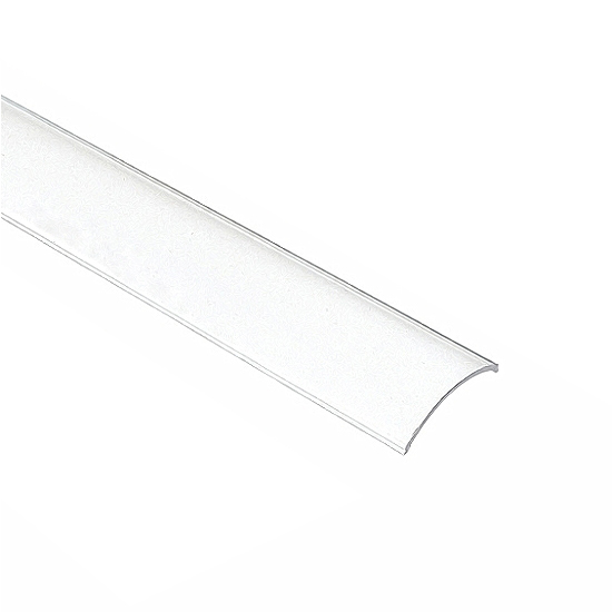 Clear Cover for Corner Mount Aluminum Extrusion Profile Channel#20308