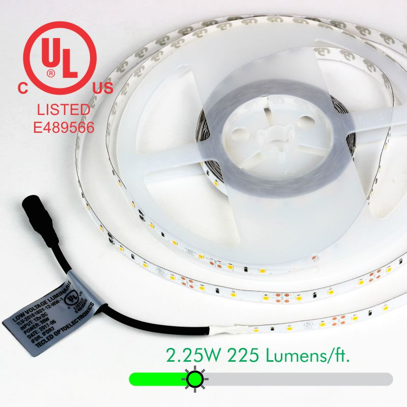 Tecled Eco Series Ul Listed Led Strip Tape Light 16ft 5m