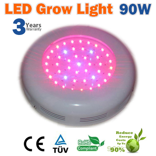 Indoor LED Plant Grow Light 90Watt