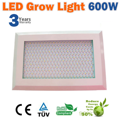 Indoor LED Plant Grow Light 600Watt