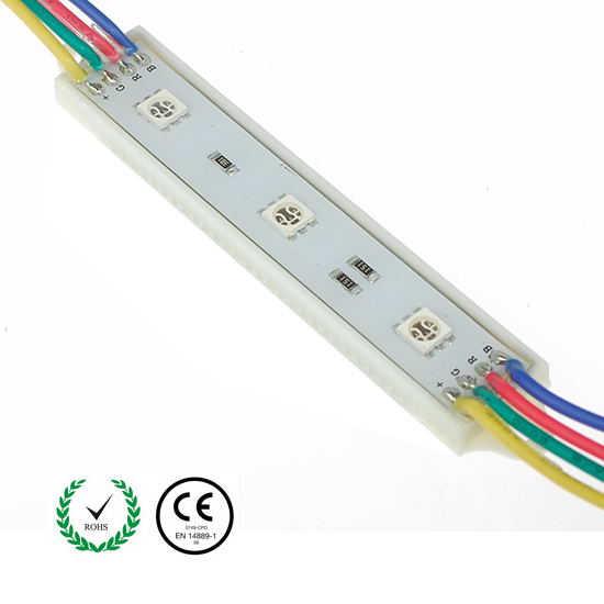 RGB LED Module Sign 12VDC 5050 Module String Channel Letter Light