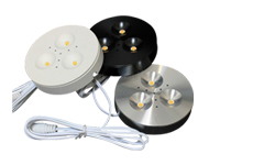 Led recessed lights recessed ceiling light fixtures retrofit 12 volt led puck lights mozeypictures Choice Image