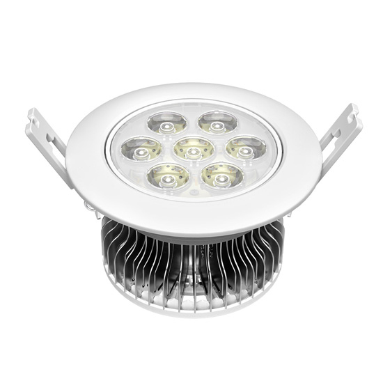 led recessed kitchen lighting 12w downlight fixture warm white can lights kitchen 6938