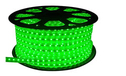Green LED Rope Lights