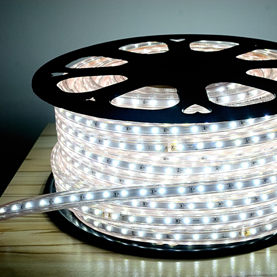 100M 500 Led Cool White Christmas Wedding Party Outdoor ... |White Christmas Lights Outside