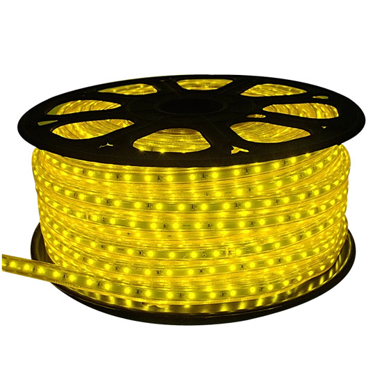 Led rope light 120volt led strip outdoor christmas rope lighting yellow led rope lights aloadofball