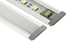 Aluminum Light Strip Fixtures