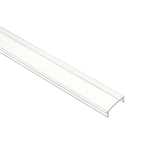Clear Cover for Surface Mount Aluminum Extrusion Profile Channel#20301-1
