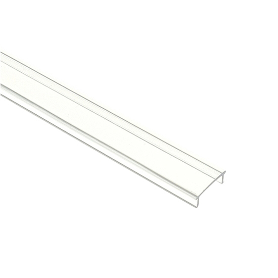 Clear Cover for Corner Mount Aluminum Extrusion Profile Channel#20309