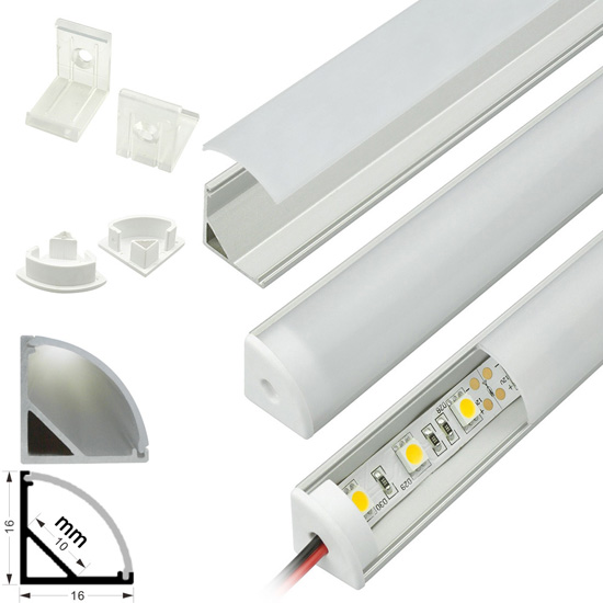 Low Profile Surface Mount Led Light Fixtures