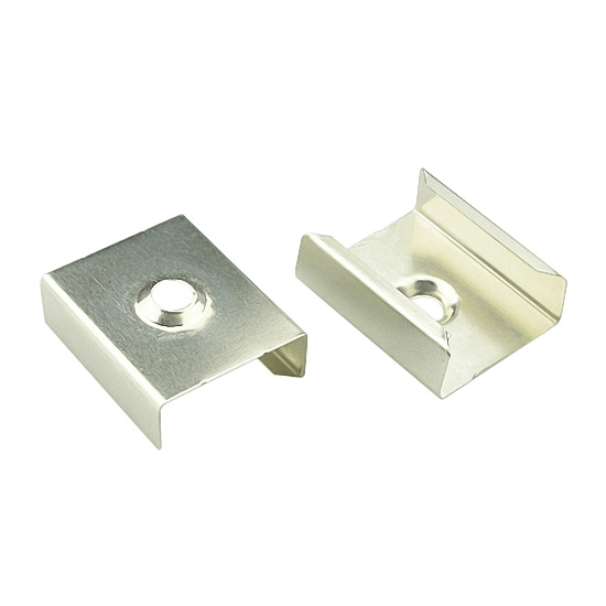 Mounting Clip For Surface Mount Aluminum Extrusion Profile LED Strip Fixture Channel#20307
