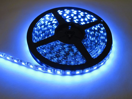 blue led strip lighting