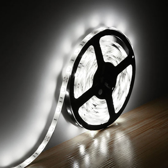 5050 led ribbon lights flexible led strip bright rgb tape lights outdoor cool white flexible led strip lights 12volt led tape lights bright 5050 waterproof mozeypictures Images