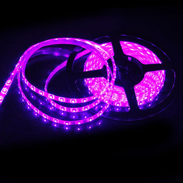 Pink Led Strip Light Bright Tape Light Theatre Room Decor Light