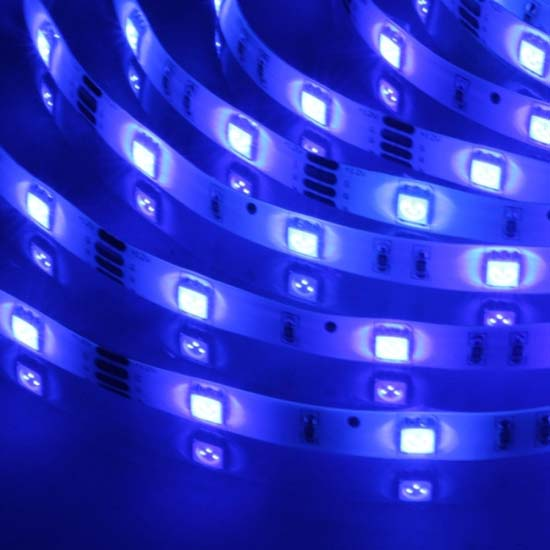Outdoor Led Light Tape: Color Changing Tape Light