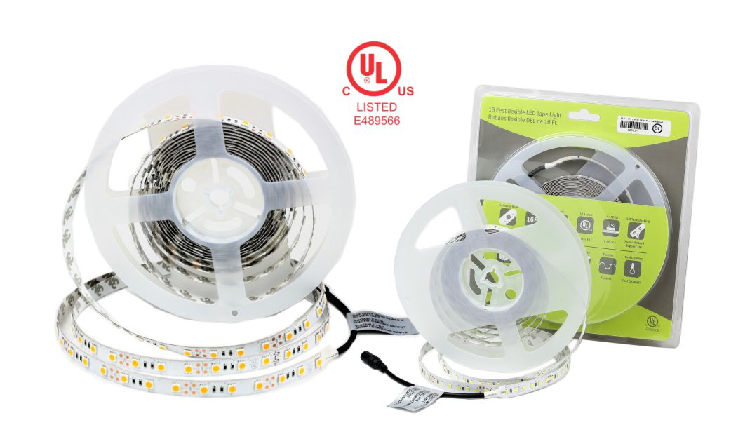 UL Listed LED Tape Lights