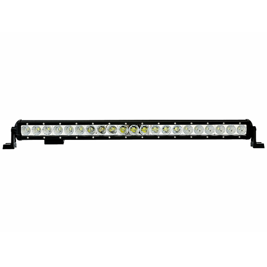 24Inch 63W Cree Off Road White LED Light Bar Flood Beam - Waterproof Rigid LED Driving Lights For Truck ATV SUV Lamp
