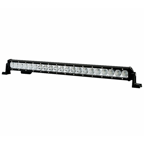 24Inch 63W Cree Off Road White LED Light Bar Spot Beam - Waterproof Rigid LED Driving Lights For Truck ATV SUV Lamp